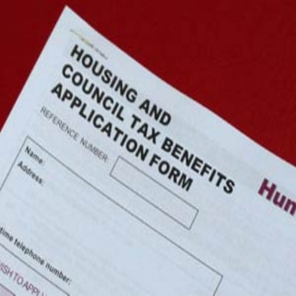 housing benefit application form download