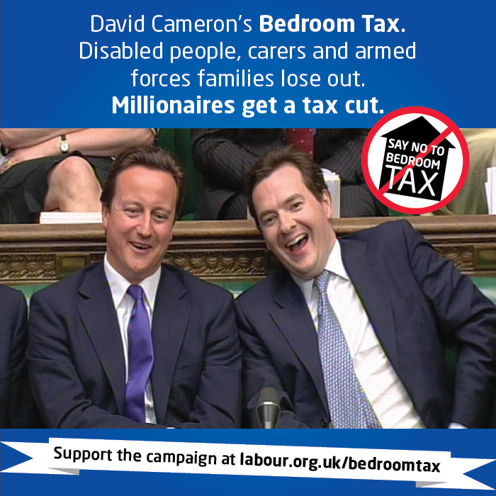 Bedroom Tax Campaign
